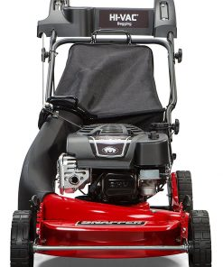 Snapper 2185020/7800979 HI VAC 190cc 3-N-1 Push Lawn Mower with 21-Inch Mower Deck and ReadyStart System and 7 Position Height-of-Cut