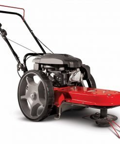 Earthquake 28463 String Mower, Red/Black