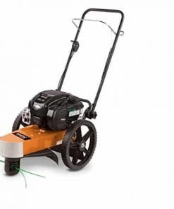Generac 22-Inch 163cc Gas Powered Trimmer Mower - 50 State/CSA Compliant
