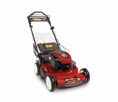 """Toro Recycler (22"""") 190cc Personal Pace Lawn Mower w/ Blade Override - 20333"""