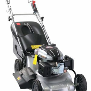 "Worth Garden #1955 20"" Self Propelled Steel Deck 196 CC 3 -in-1 Gas Powered Lawn Mower"