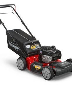 Gas Mower - Snapper 21'' Front-Wheel Drive Self Propelled Gas Mower with Side Discharge, Mulching, and Rear Bag