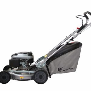 "Worth Garden 21"" Aluminum Deck Self Propelled Gas Lawn Mower"