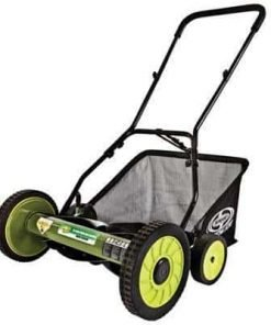 "18In Manual Reel Mower ""Prod. Type: Outdoor Living/Lawn & Garden Tools"""
