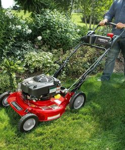 Snapper CRP218520 / 7800968 NINJA 190cc Rear Wheel Drive Variable Speed Commerial Series Lawn Mower with 21-Inch Deck, Ninja Mulching Blade and 7 Position Height-of-Cut