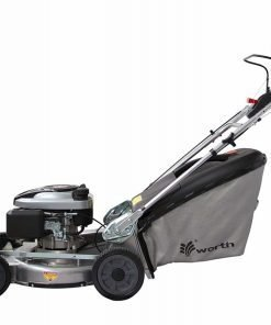 "Worth Garden #1953 19"" Aluminum Deck Self Propelled 196 CC Gas Powered Lawn Mower"