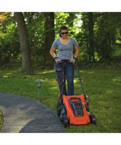 Black & Decker MM2000R 13 Amp 20 in. Electric Lawn Mower (Certified Refurbished)