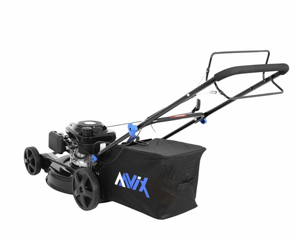 AAVIX AGT1321 159CC Self Propelled 3-in-1 Gas Push Lawn Mower, 22""