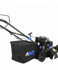 AAVIX AGT1321 159CC Self Propelled 3-in-1 Gas Push Lawn Mower, 22