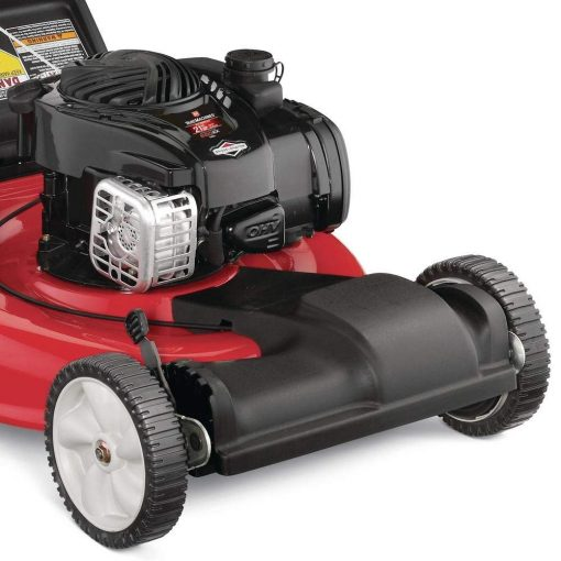 21 in. 140 cc OHV Briggs & Stratton Self-Propelled Walk-Behind Gas Lawn Mower
