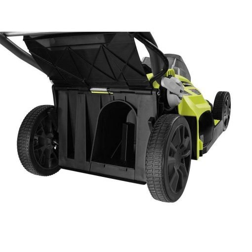 "16"" ONE+ 18-Volt Lithium-Ion Hybrid Cordless or Corded Lawn Mower (Battery and Charger Not Included)"