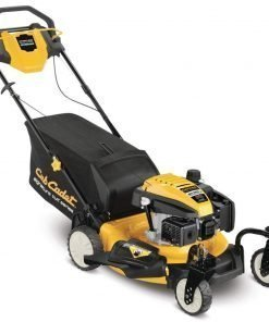 CUB CADET 21 in. 159cc Rear-Wheel Drive 3-in-1 Gas Self Propelled Lawn Walk Behind Mower with Caster Wheels