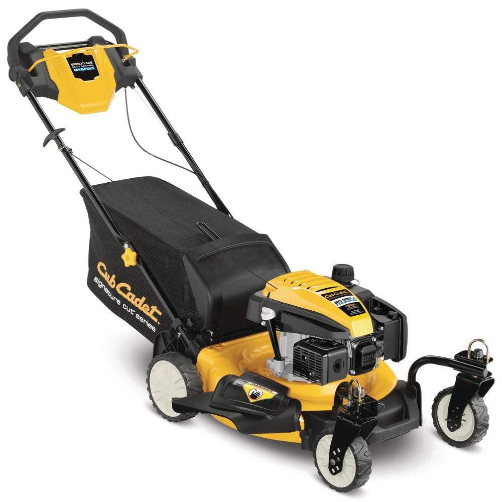 Cub Cadet 21 In 159cc Rear Wheel Drive Mower With Caster