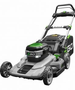 EGO 21 in. 56-Volt Lithium-ion Cordless Battery Walk Behind Push Mower with 5.0Ah Battery and Charger Included