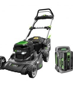 EGO LM2021 20 in. 56-Volt Lithium-ion Electric Walk Behind Steel Deck Push Mower