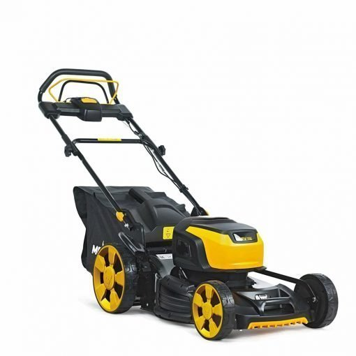 "MOWOX MNA192207 62V Battery Powered Self-Propelled Lawn Mower 19"" Steel"