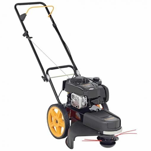 Poulan Pro 961720015 163 Cc High Wheel Lawn Trimmer Mower, 22""