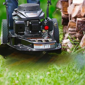 Remington 22-Inch 159cc Gas Wheeled String Trimmer Lawn Mower