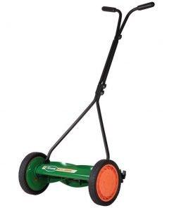 Push Reel Lawn Mower - Scott's 16 in. Walk-Behind Push Reel Lawn Mower