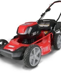 Snapper 60v Mower, 4ah Battery and Charger Included