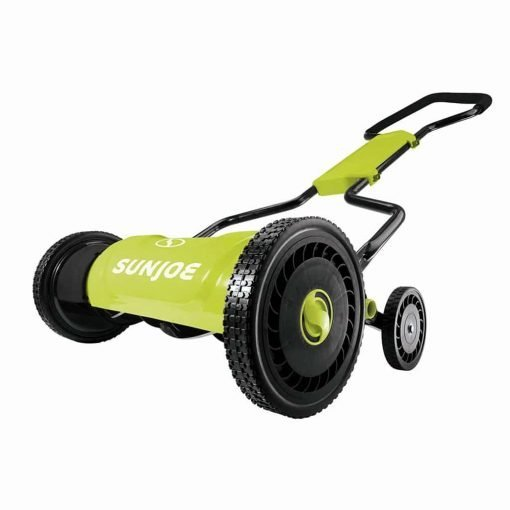 Sun Joe MJ1800M Mower Joe Manual Lawn, Green