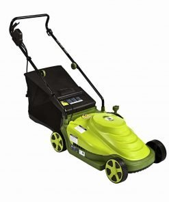 Sun Joe MJ403E Mow Joe 17-Inch 13 Amp Electric Lawn Mower With Grass Bag (Discontinued by Manufacturer)
