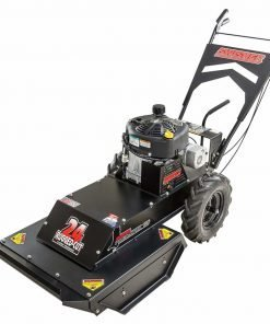 Swisher WBRC11524 Predator Walk Behind Rough Cut Mower, 24-Inch