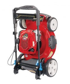 Toro 22 in. Recycler SmartStow Personal Pace Variable Speed High-Wheel Drive Walk Behind Gas Mower