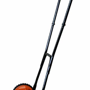 Warrior Tools WR74140 Hand Push Reel Mower, 14""
