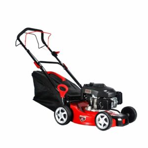 Wotefusi Garden New 20 inch Automatic Gasoline Grass Lawn Mowers Factory Hospital Patio 4 Stroke