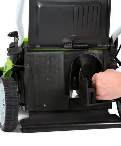 Greenworks G-MAX 40V 16'' Cordless Lawn Mower with 4Ah Battery - 25322 model 7